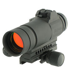 New Aimpoint CompM4s 2 MOA Red Dot Sight 30mm, QRP2 Mount, Matte Black - 12172