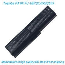 Laptop Battery for Toshiba Satellite C650D C655D P755 L630 A665D PA3634U-1BRS US