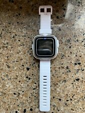 V Tech Kid Zoom Smart Watch White No Charger