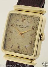 GIRARD PERREGAUX - ART DECO DESIGN ARMBANDUHR 14ct GOLD KAL.45B/243 1940er JAHRE