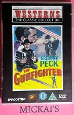 THE GUNFIGHTER - WESTERNS THE CLASSIC COLLECTION WTCCN07 DVD PAL GREGORY PECK