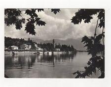 Lago di Como Un Angelo di Tremezzo RP Postcard Italy 523a