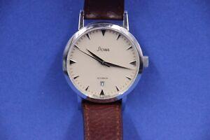 Stowa Exima Herren Armbanduhr Automatik