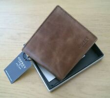 Wallet Billfold Style by Osprey – all leather - BNWT