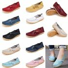 Women's Casual Oxfords Leather Shoes Hollow Flats Ballet Peas Loafers Moccasin