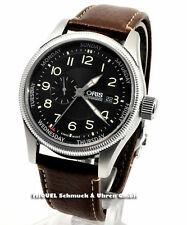 Oris Armbanduhren aus Edelstahl mit Datumsanzeige für Herren