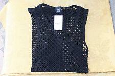 rue21 Tank-Top/Top/Blouse Black Size ~S/M~ New 400171224661