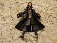 Captain Jack Sparrow JAKKS Pacific 6.5 inch Action Figure Disney GUC