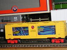 """Beatles""""O""""Gauge Trains Lionel Beatles Yellow Submarine Aquarium Car - Animated"""