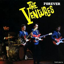 THE VENTURES - FOREVER  2 CD  1999  JAPAN  LIBERTY