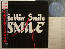 GETTIN SMILE - SMILE - QUEEN / MONO ISSUE / WITH OBI