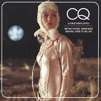 CQ by Original Soundtrack (CD, Apr-2002, Emperor Norton) 20