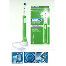 Braun 450 D16 Oral-B Professional Care Electric Toothbrush 450 Green