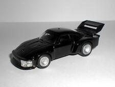--  SCHUCO  -  PORSCHE 935  --  1976  -  schwarz  -  1:87  -  Neu