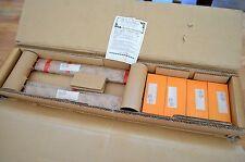NEW (2) THK HR2555 x520mm Linear LM Rails & (4) HR2555TUU Bearings - CNC DIY Kit