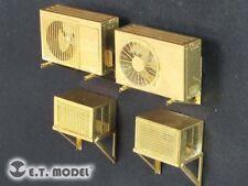 ET Model EA35122 1/35 Civilian Air Conditioner External Unit
