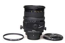 Nikon PC-E Nikkor 85mm f2.8 D