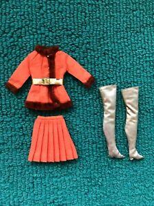 Vintage Barbie MOD #1486 WINTER WOW (1969-70)