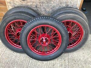 TUDOR WHEELS LTD  Vintage Wheel Restoration Crossley Regis Ten 15.7Hp 18/50