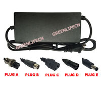 Electric Bike 24V 1.8A 10AH Lithium Li-ion Battery Charger Lipo DC29.4V Scooter