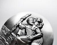 Schutzpatron der Reisenden Heiliger Christophorus St. Sankt Christopherus Emblem