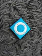 iPod shuffle 4th generation BLUE