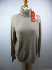 Polo Neck Cardigans for Women without Fastening