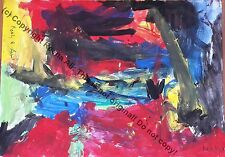 We Are The Same Suns: Abstract, Expressionism, Original Art, Art, Painting