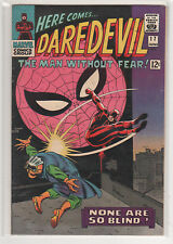 Daredevil #17 Amazing Spiderman Crossover Stan Lee 6.0