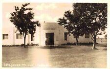 Vintage Postcard-Sacajawea Museum, Pasco, WA