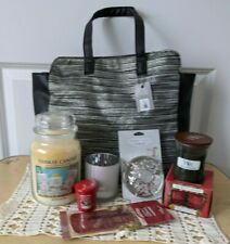 Yankee Candle~~Merry Marshmallow~~Holiday Gift  Set in a Tote bag~~NEW~~Come See