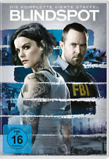 Blindspot - Die komplette 4. Staffel (DVD)