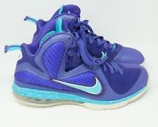 Nike Lebron 9 Summit Lake Hornets Basketball Shoes Size 11