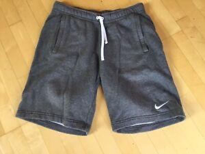 Nike Sporthose Kurz Herren Gr M Grau