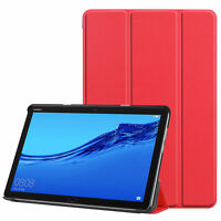 Protective Case For Huawei Mediapad M5 Lite 10 Book Flip Thin Case Cover