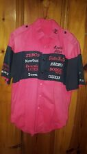 Vintage PROFESSIONAL Fishing Tournament Jersey SKEETER (HOF Harold Allen) TUFF!!