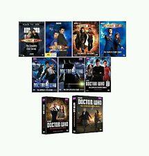 Doctor Who:  The Complete Series Seasons 1-9   Yes! All 9 Seasons.   Bundle Set