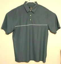 Greg Norman Play-Dry Golf Polo - Size M - Free Shipping