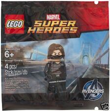 LEGO Super Heroes The Avengers 5002943 Winter Soldier