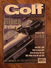 The Golf Magazine Oct 1999 Classic VW Mk1 Mk2 Mk3 Mk4 Golf, Corrado, Jetta, Gti