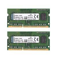 8Go 16Go 32Go DDR3L-1600MHz Pour Kingston RAM Portable PC3L-12800 SODIMM BT04FR