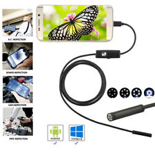 5.5MM Endoscopio Camara Android USB inspeccion movil Baroscopio IP67 Impermeable