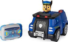 PAW PATROL Ferngesteuertes Polizeiauto Mit Chase Figur RC Fahrzeug In Blau NEU