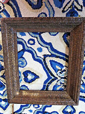 """Antique 14""""x16"""" 19th Century Wood and Gesso  Picture Frame"""