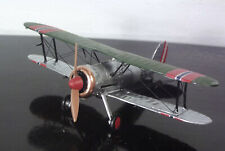 BUILT>1/72 WWII ROYAL NORWEGIAN  AIR FORCE GLOSTER GLADIATOR  FIGHTER