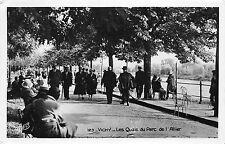 BR11908 Vichy Les quais du parc de Allier  france  real photo