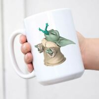 Baby Yoda Mug Funny Novelty Coffee Mugs