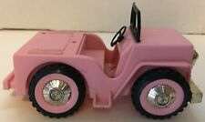 1967 Remco Pink Convertable Cozy Cottage Doll House Heidi Jan