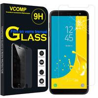 "1 Film Verre Trempe Protecteur d'écran Samsung Galaxy J6 (2018)/ On6 (2018) 5.6"""