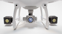 Lume Cube Drone Mounts for DJI Phantom 4